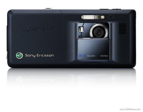 Sony Ericsson K810, камера