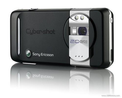 Sony Ericsson K550, камера