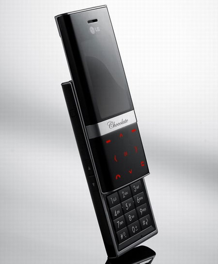 LG KE800 Chocolate Platinum