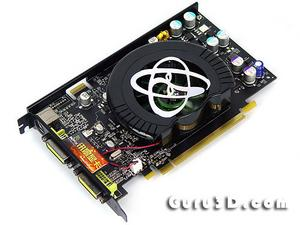 NVidia представила новую серию 8600 GeForce