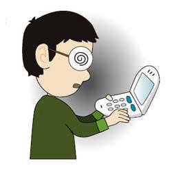 phone addicted