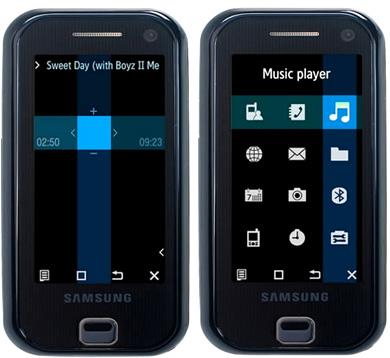 Samsung f700, фото 2