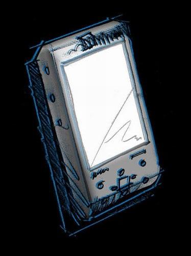 Socket Mobile prototype