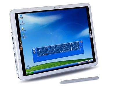 Планшетный ПК TabletKiosk i215