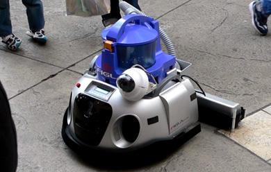 Figla - робот-уборщик