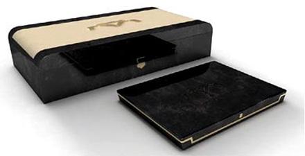 ноутбук за 1 000 000  $ от Luvaglio