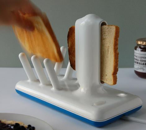 Необычный тостер