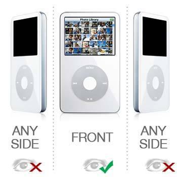 Пленка для iPod