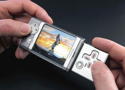 ngage concept smartphone