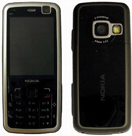 Nokia N77 FCC