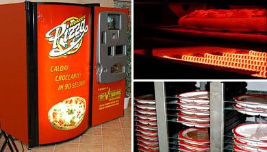 Автомат Wonder pizza