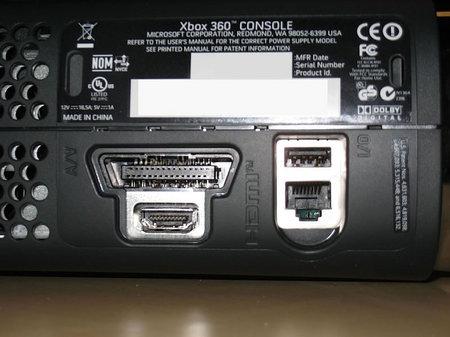 Xbox 360 Elite фото 5