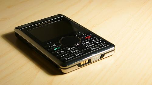 Samsung P310 - Живое фото