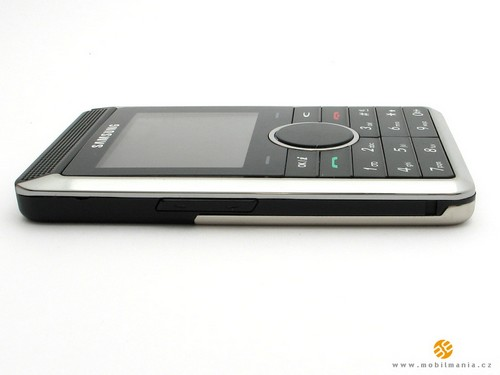 Samsung P310 - левая сторона