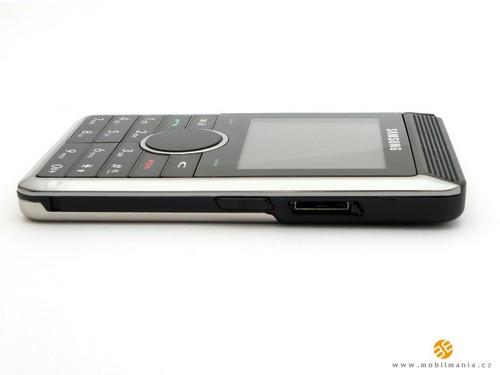 Samsung P310 - правая сторона