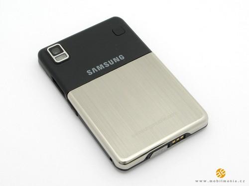 Samsung P310 - тыльная панель