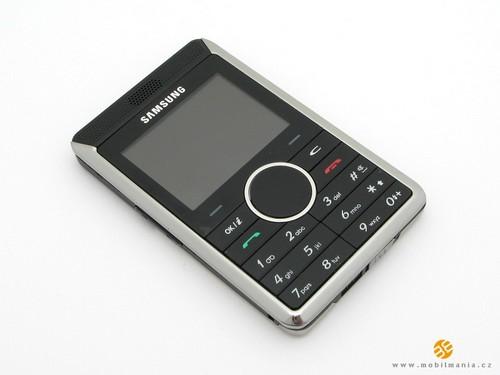 Samsung P310 - лицевая панель