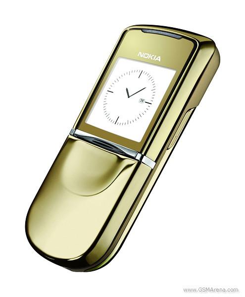 Nokia 8800 Gold 2
