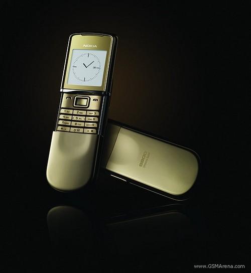 Nokia 8800 Gold 3