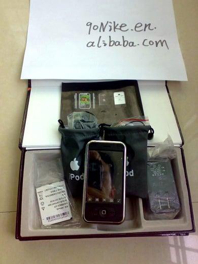 Iphone клон 3