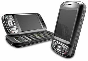 Коммуникатор HTC P4550