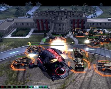 Скриншот Command & Conquer 3 Tiberium Wars