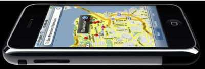 Apple gps