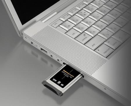 GH-EX25D ExpressCard