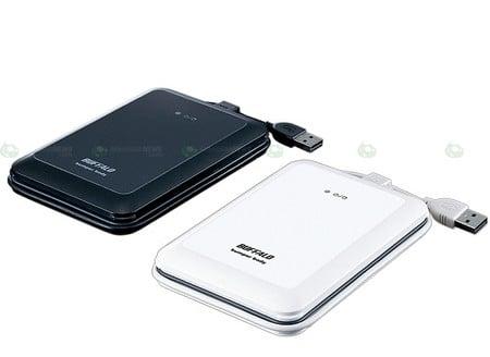 Buffalo HDD HD-PSGU2