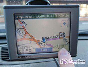GPS-навигатора Garmin Nuvi 310 - фото 8