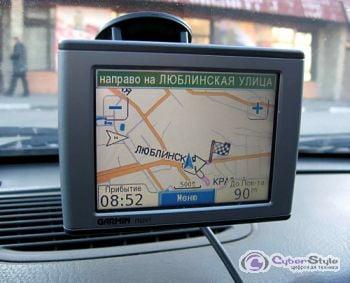 GPS-навигатора Garmin Nuvi 310 - фото 9
