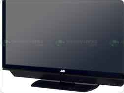 JVC HDTVs highspeed