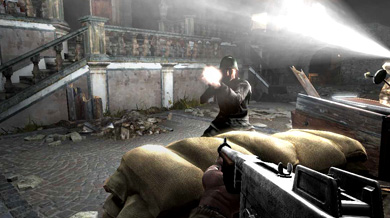 Medal of Honor: Airborne 'Cities'