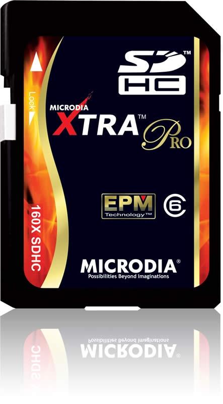 MICRODIA 16GB SDHC
