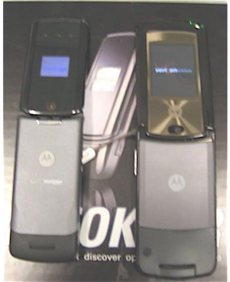 Motorola v9m v9c