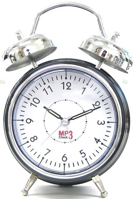 mp3 clock thanko