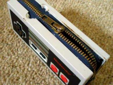 NES кошелек 2