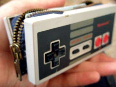 NES кошелек