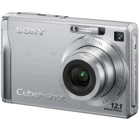 Sony CyberShot DSC W200