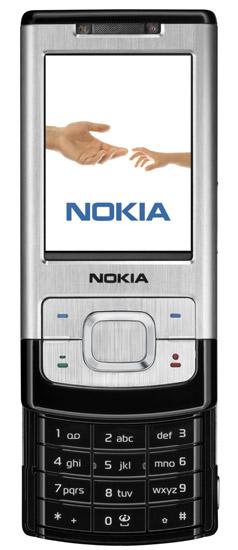 Nokia 6500 Slider -  2