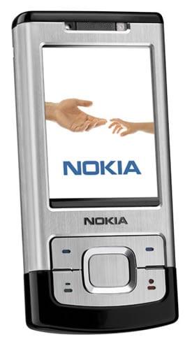 Nokia 6500 Slider