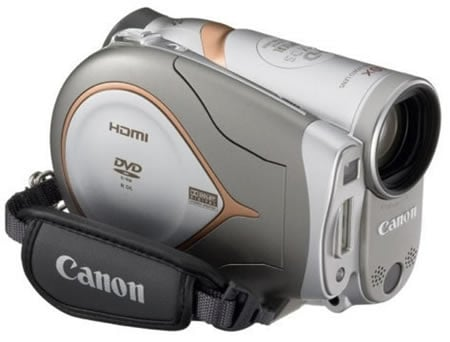 Canon iVIS HR10