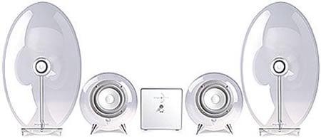 Fh007 speaker system