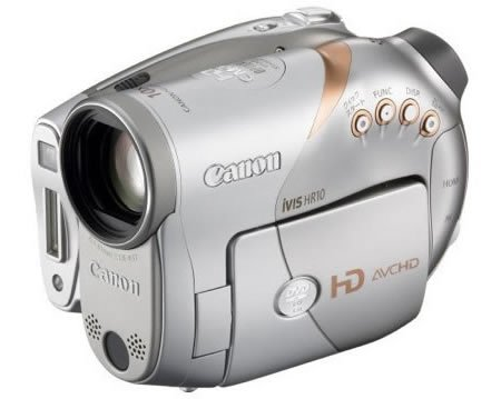 Canon iVIS HR10