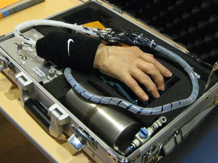 Автоматизированная рука