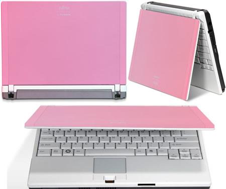 Fujitsu Limited Pink Edition LifeBook P7230