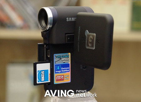 Samsung VM-X300 фото 2