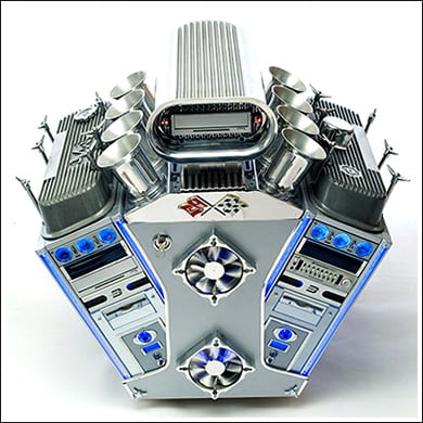 V8 модинг - 2
