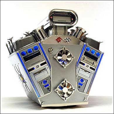 V8 модинг - 3