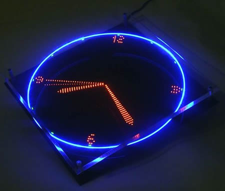 Spinning LED
